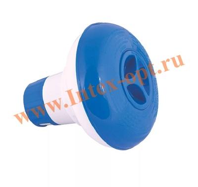 BestWay 58210 Дозатор-поплавок для бассейна (12,7см) для таблеток до 20 гр.