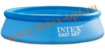 INTEX 28120 Бассейн с надувным кольцом Easy Set, 305х76 см (без фильтр-насоса)