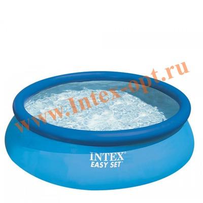 INTEX 28130 Бассейн надувной 366х76 см
