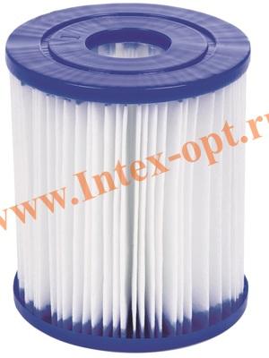 BestWay 58093 Сменный картридж Flowclear ( I ) для фильтр-насосов производительностью 1250 л/ч