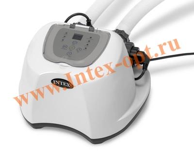 INTEX 28666 INTEX Озонатор с хлоргенератором для дезинфекции воды плавательных бассейнов объемом до 56 800 л