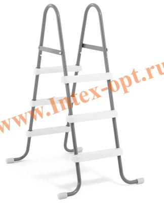 INTEX 28064 INTEX Лестница для каркасных и надувных бассейнов 91 см