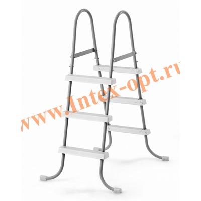 INTEX 28057(28065) INTEX Лестница для каркасных и надувных бассейнов 107 см