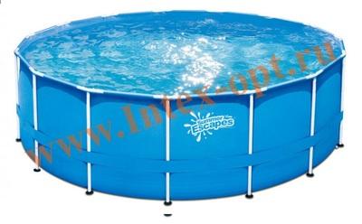 Summer Escapes Р20-1552 Бассейн каркасный круглый 457х132 см