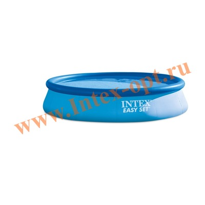 INTEX 10320 Чаша для круглых надувных бассейнов Easy Set 549 х 122 см ( для бассейнов арт.28176)