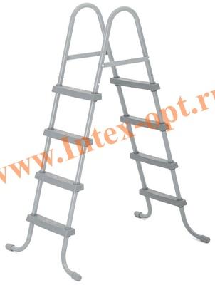 BestWay 58336 BestWey Лестница для каркасных и надувных бассейнов 122см