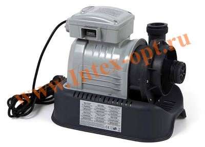 INTEX 12488 Мотор для песочного фильтр-насоса 8 м3, арт.28648