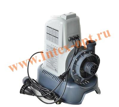 INTEX 11464/11812/12530 Мотор и блок управления для песочного фильтра-насоса 28680/28682 СОМВО