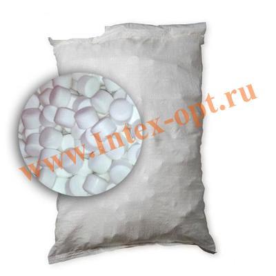 Соль таблетированная для хлоргенератора 25 кг