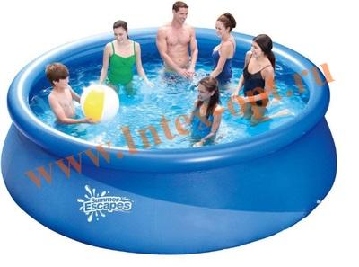 Summer Escapes Р10-0830 Бассейн надувной 244х76 см