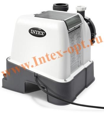 INTEX 12706 Блок электронного управления с насосом для песочного фильтра 26646