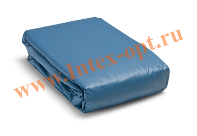 INTEX 10943 Чаша для каркасного прямоугольного бассейна 260x160x65 см, Small Rectangular Frame Pool