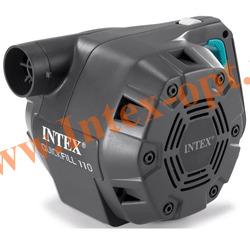 INTEX 66644(66624) Электрический воздушный насос Quick-Fill AC Electric Pump, 220 В