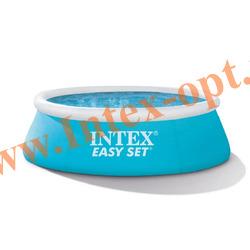 INTEX Бассейн с надувным кольцом Easy Set 183 х 51 см