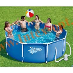 Summer Escapes Бассейн на опорах 305х106см + фильтр-насос 220В 2 270 л/ч