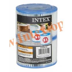 INTEX 29001 Картриджи сменные S1 для надувных джакузи intex
