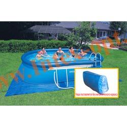 INTEX 10870 Чаша для овальных бассейнов Oval Frame 549х305х107 см ( для бассейнов арт28192, 54432, 54932)