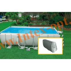 INTEX 10939 Чаша для прямоугольных каркасных бассейнов ULTRA FRAME 549х274х132 см