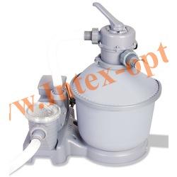 BestWay 58199 Песочный фильтр-насос Flowclear 5.6 м3 220-240В