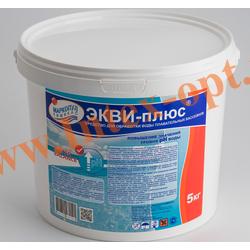 Маркопул Кемиклс (Россия) Экви-плюс 5 кг., средство для повышения уровня pH воды плавательных бассейнов(порошок)