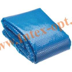 INTEX 29026(59957)Тент солнечный(обогревающий) для прямоугольных бассейнов 549х274 см