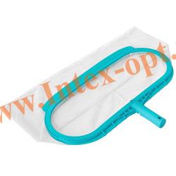 INTEX 29051(50001) Сачок-мешок для сбора мусора с поверхности воды плавательного бассейна(без телескопической ручки)