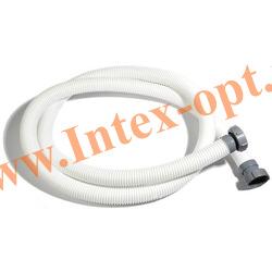 INTEX 11010 Шланг для фильтр-насоса с гайками, ф38 мм, длина 300 с