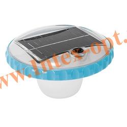 INTEX 28695 Плавающая светодиодная лампа на солнечной батарее