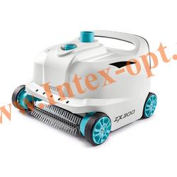 INTEX 28005 Вакуумный пылесос для каркасных бассейнов ZX300( с функцией очистки дна и стенок)