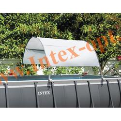 INTEX 28054 Навес для прямоугольных и овальных бассейнов.