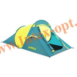 "BestWay 68097 Палатка 2-местная 220x120x90 см ""Coolquick 2"" 1 слой, 180Т polyester PU, 1500мм, 110гр/м2 PE"