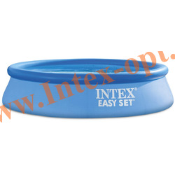 INTEX 28116 Бассейн надувной 305х61 см EASY SET® POOLS